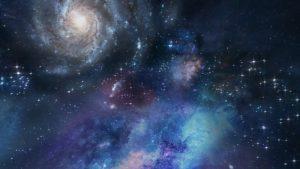 宇宙の映像