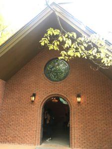 藤城清治美術館の教会